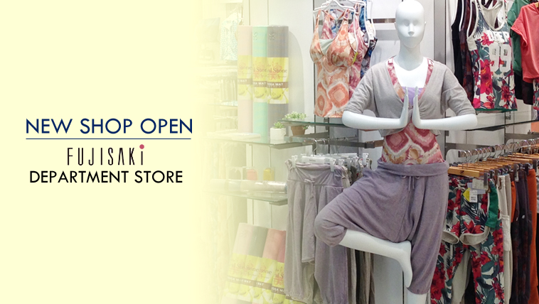【NEW OPEN】仙台藤崎百貨店
