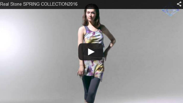 Real Stone SPRING COLLECTION2016 MOVIE